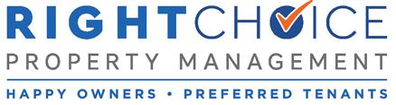 Right Choice Property Management Retina Logo