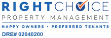 Brea Property Management, Anaheim Property Management | Right Choice Property Management Logo